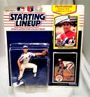 Montreal Expos Andres Galarraga 1990 Starting Lineup w Rookie Collectors Card