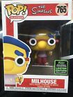 Funko Pop! The Simpsons Milhouse ECCC Shared Exclusive Box Lunch