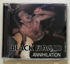 Black Flag ~ Annihilation Live LA, CA 1985 Alley Kat AK063 CD New + unplayed