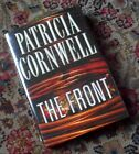 NEW Signed THE FRONT Patricia Cornwell 2008 1st Ed First Edition Printing