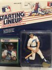1989 Starting lineup Rob Deer figure Card Milwaukee Brewers toy RARE Baseball