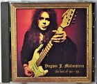 CD Best of Yngwie Malmsteen '90-99 Hits US ISSUE Never Die Voodoo Facing Animal