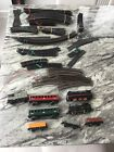 hornby job lot dublo Track carriages trains 00 gauge