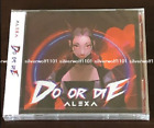 New AleXa Do Or Die First Limited Edition CD DVD 4988064870240 RZCB-87024 Japan