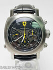 PANERAI RATTRAPANTE FERRARI SCUDERIA LIMITED EDITION 49MM AUTOMATIC CHRONO WATCH