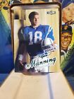 So Many Awesome 1998 Playoff Contenders Football Peyton Manning Cards 27