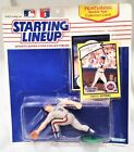 NY Mets Gregg Jefferies 1990 Featuring Rookie Collectors Card Starting Lineup