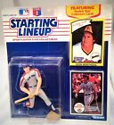 NY Mets Kevin McReynolds 1990 Featuring Rookie Collectors Card Starting Lineup