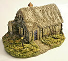 Hawthorne Thomas Kinkade Chandler's Cottage Sculpture #A2369 Pre-Owned 1993