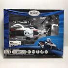 TESTORS YAMAHA RX1 SNOWMOBILE MODEL KIT 1/12 SCALE  NEW AND SEALED 2012