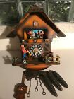Vintage German Cuckoo Clock In Running Condition