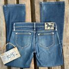 VINTAGE RETRO Vintage Lady Lee Riders Authentically Western Jeans Size XS