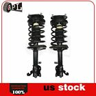 For Chevrolet Prizm 1998 1999 2000 2001 2002 Front 2 Complete Struts With Spring