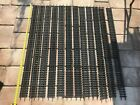 G Scale Aristocraft Lot of 12 45ft 54 Straight Brass Track Sections