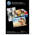 HP Matte Photo Paper  25 Sheets  4 x 6  Exceptional quality