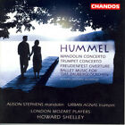 J.N. Hummel - Con Mand/Con Tpt/F (CD Used Very Good) Stephens (Mand)/Agnes (TPT)