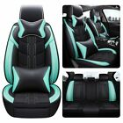 Us Multiple Universal Leather Seat Covers Car Luxury Cushion Protection Interior
