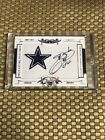 2008 NATIONAL TREASURES SIGNATURE PATCHES EMMITT SMITH SSP 17 26 AUTO PATCH