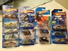 Hot Wheels Mainline Motorcycles Lot Of Thirteen Different Bikes Old  New