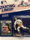 1989 Starting Lineup Dennis Eckersley figure Card toy Oakland Athletics A's SLU