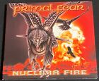 Primal Fear - Nuclear Fire CD + 1 (2010, Metal Mind) Remastered 13 Track Version