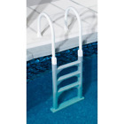 Pool Ladder Above Ground Heavy Duty Swimming Steps Stairs Aluminum Resin