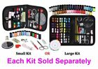 Complete  Compact DIY Sewing Kit with Sewing Supplies Organizer for HomeTravel