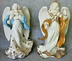LENOX FIRST BLESSING NATIVITY ANGELS SET OF 2 PEACE  HOPE EXCELLENT 6399968