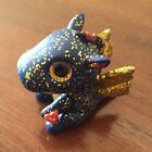 Ty Beanie Mini Boos SAFFIRE The Blue Dragon Series 3 Mystery Chaser Figure