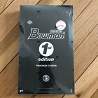 Topps 2020 Bowman Baseball 1st Edition SEALED Box Of 24 Packs ✅Fast Shipping ✅