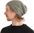 CHARM Organic Cotton Stretchy Beanie Made in Japan Men Women Knit Hat Chemo Hat