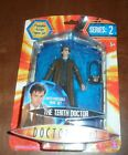 Doctor Who Series 2 The Tenth Doctor 10th With Portable Wire Set NEW