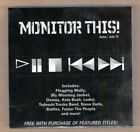 MONITOR THIS JUNE / JULY 2011 cd new VARIOUS ARTISTS - 12 TRACKS