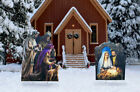 Christmas Nativity Outdoor Set