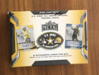 2016 Leaf Metal US Army All-American Bowl Football Factory Sealed Box (8 Auto's)