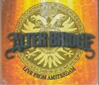 Live from Amsterdam Alter Bridge CD + DVD NTSC Region 1 New and Sealed