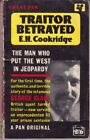 E H Cookridge Traitor Betrayed Pan G562 1962 1st edition True Spy 826794