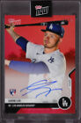 Gavin Lux Dodgers Autograph 2020 Topps Now Auto RTOD Road to Opening Day 06 10