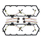 Valve Cover Gasket Winjector Glow Plug Harness Pigtail Fit For Ford Powerstroke