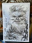 2015 Topps Star Wars Illustrated: The Empire Strikes Back 54