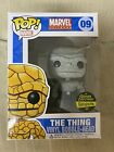Funko Pop The Thing Gemini Collectibles Exclusive Black And White 09