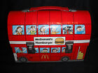 1982 McDonalds Japanese Dome Lunch Box No Thermos  Vintage  Lunchbox RARE EX