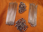 BMW R1100 & R1150GS front & rear wheel stainless steel spoke and nipple sets