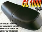 GL1000 K0-2 1975-77 New seat cover Honda GL 1000 Gold wing Goldwing 253