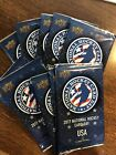 (10) 2017 Upper Deck National Hockey Card Day Packs Sealed Free Shipping Eichel