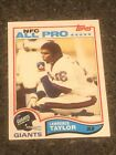 1982 Topps Lawrence Taylor #434 All Pro ROOKIE Football Card HOF RC