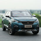 PEUGEOT 5008 SUV Metal Diecast Model Car 118 Scale Toy Boy Gift Collection Blue