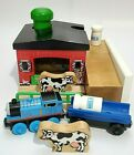 Thomas & Friends Wooden Railway Sodor Dairy Farm 99356