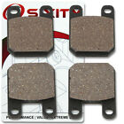 Front + Rear Organic Brake Pads 2008-2011 Gas Gas TXT Boy 50 Set Full Kit  ns