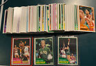 1981 - 82 Topps Basketball complete clean set